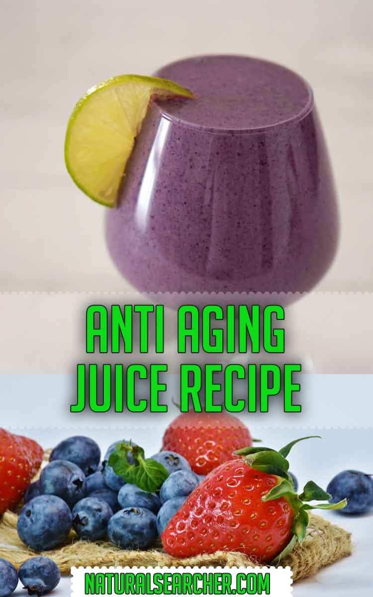 Anti-Aging Juice Recipe- Antioxidant Booster 1